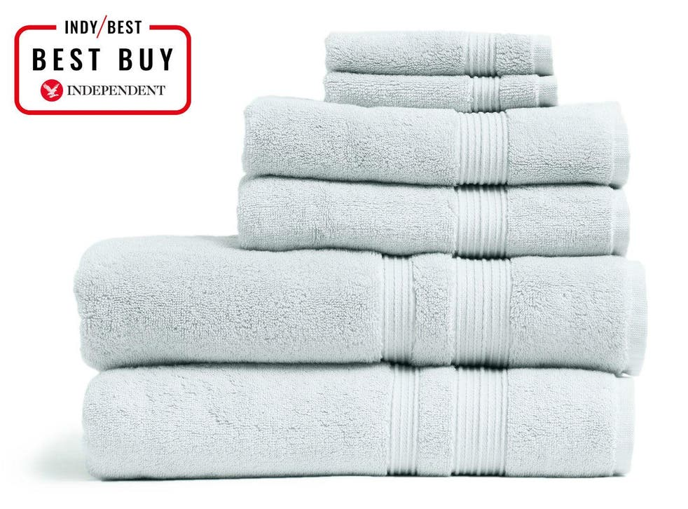 Best Bath Towels The Independent The Independent