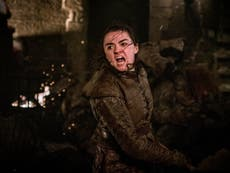 Maisie Williams breaks silence on controversial Game of Thrones ending