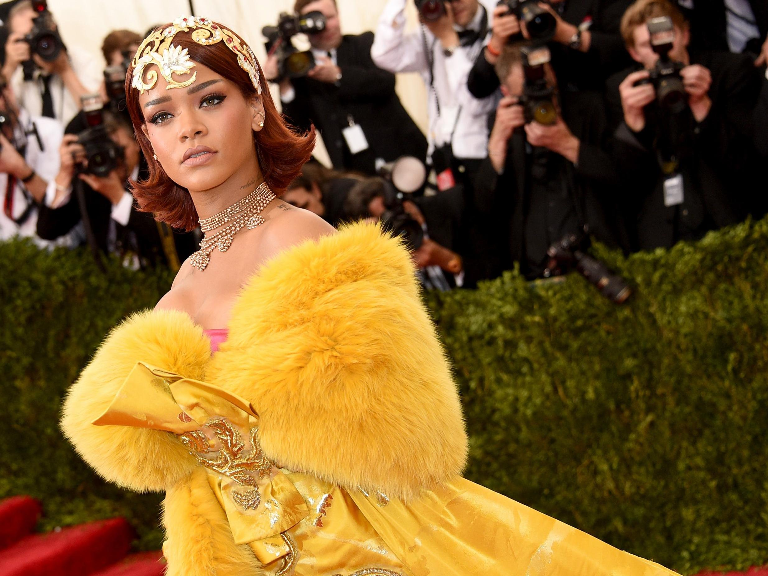 Image result for latest on rihanna