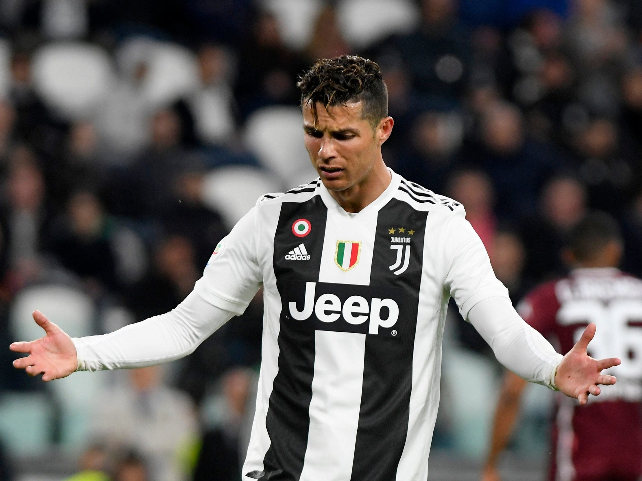 Fifa 20: Juventus to be renamed in new game after PES buys full rights to Cristiano Ronaldo's team