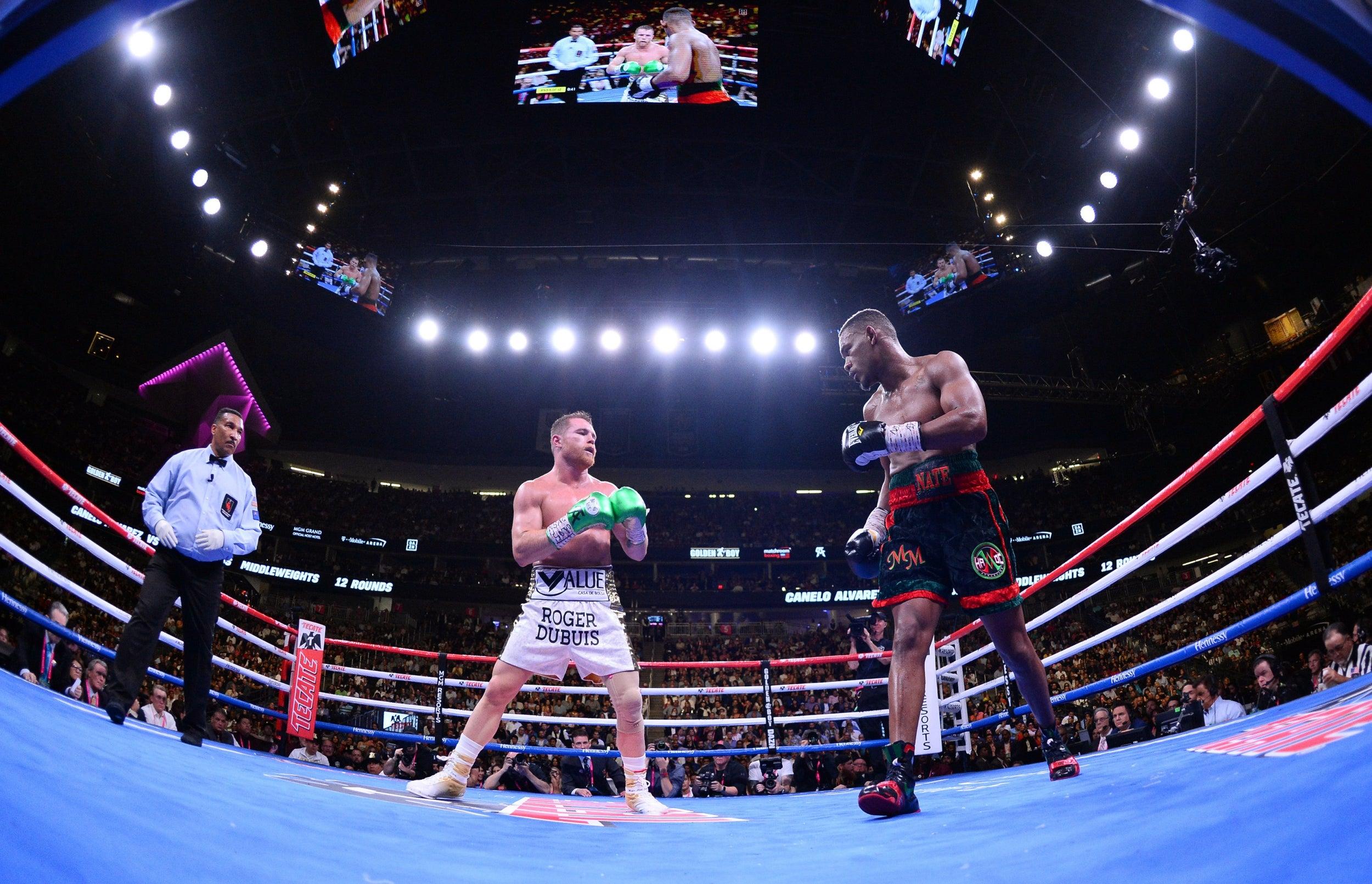 Canelo Alvarez vs Daniel Jacobs fight result: Saul Alvarez
