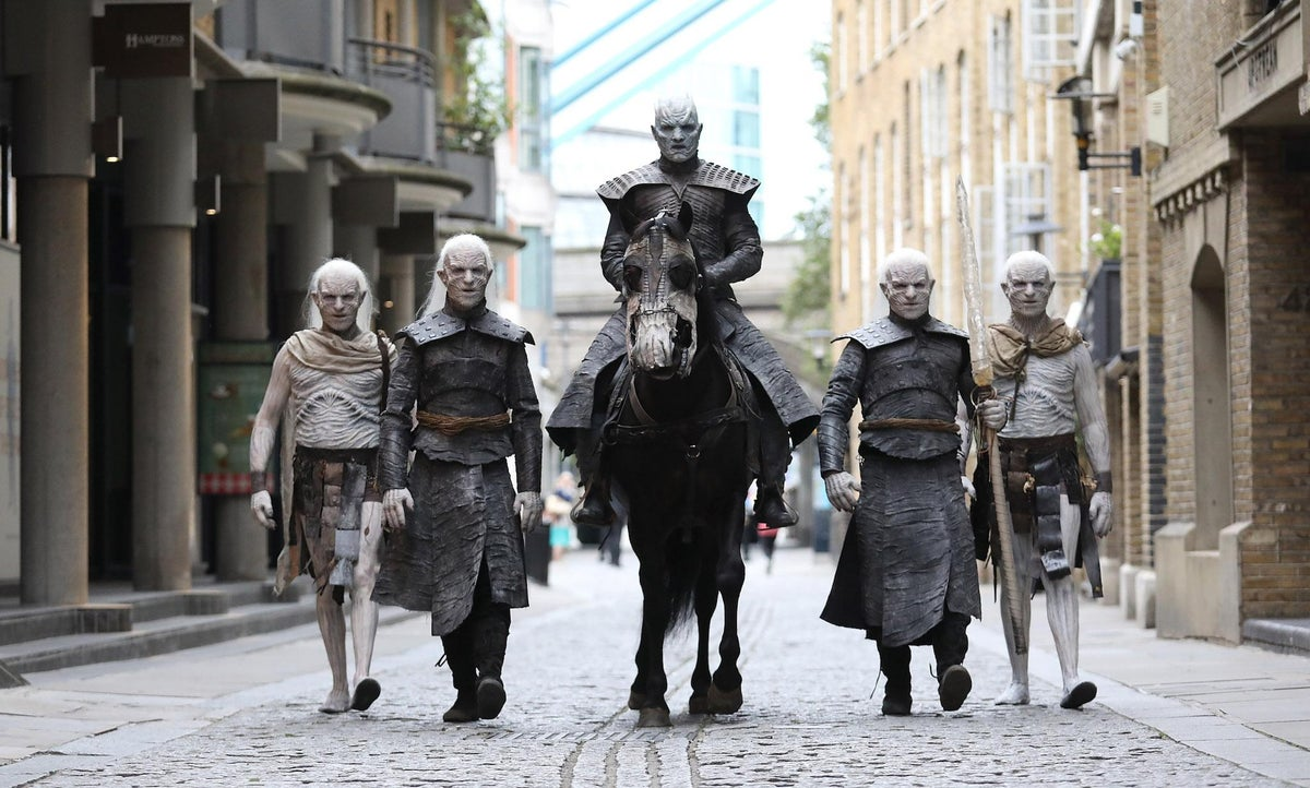 Game Of Thrones Season 8 Free Streams Hosted In Plain Sight On Popular Websites The Independent