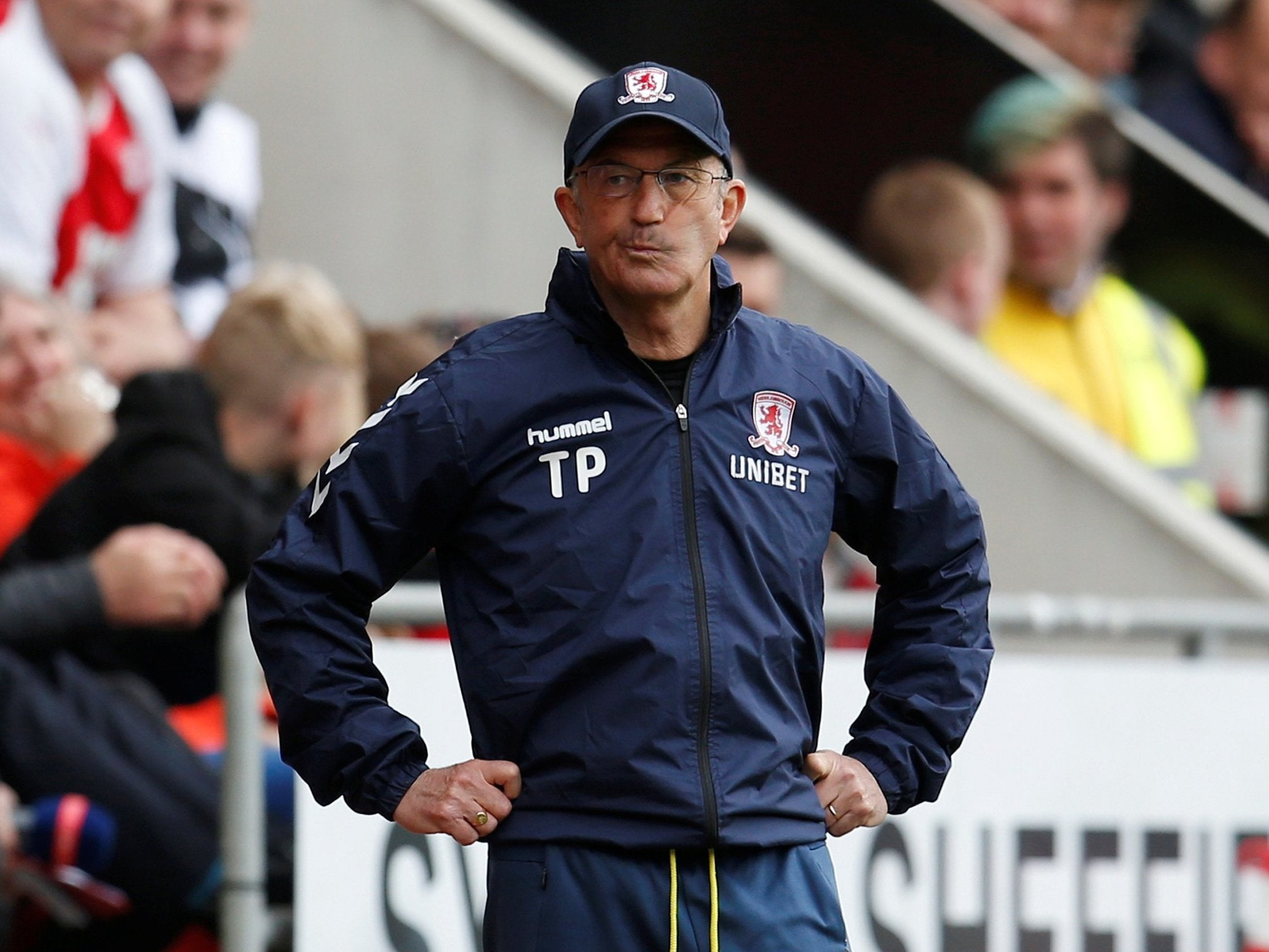 Tony Pulis: Middlesbrough manager leaves club after failure