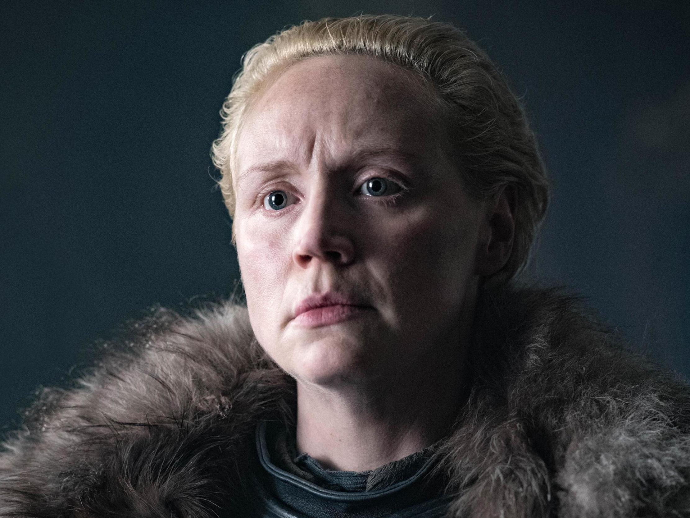 Game of Thrones: Gwendoline Christie responds to Kit Harington telling critics to 'go f*** themselves'