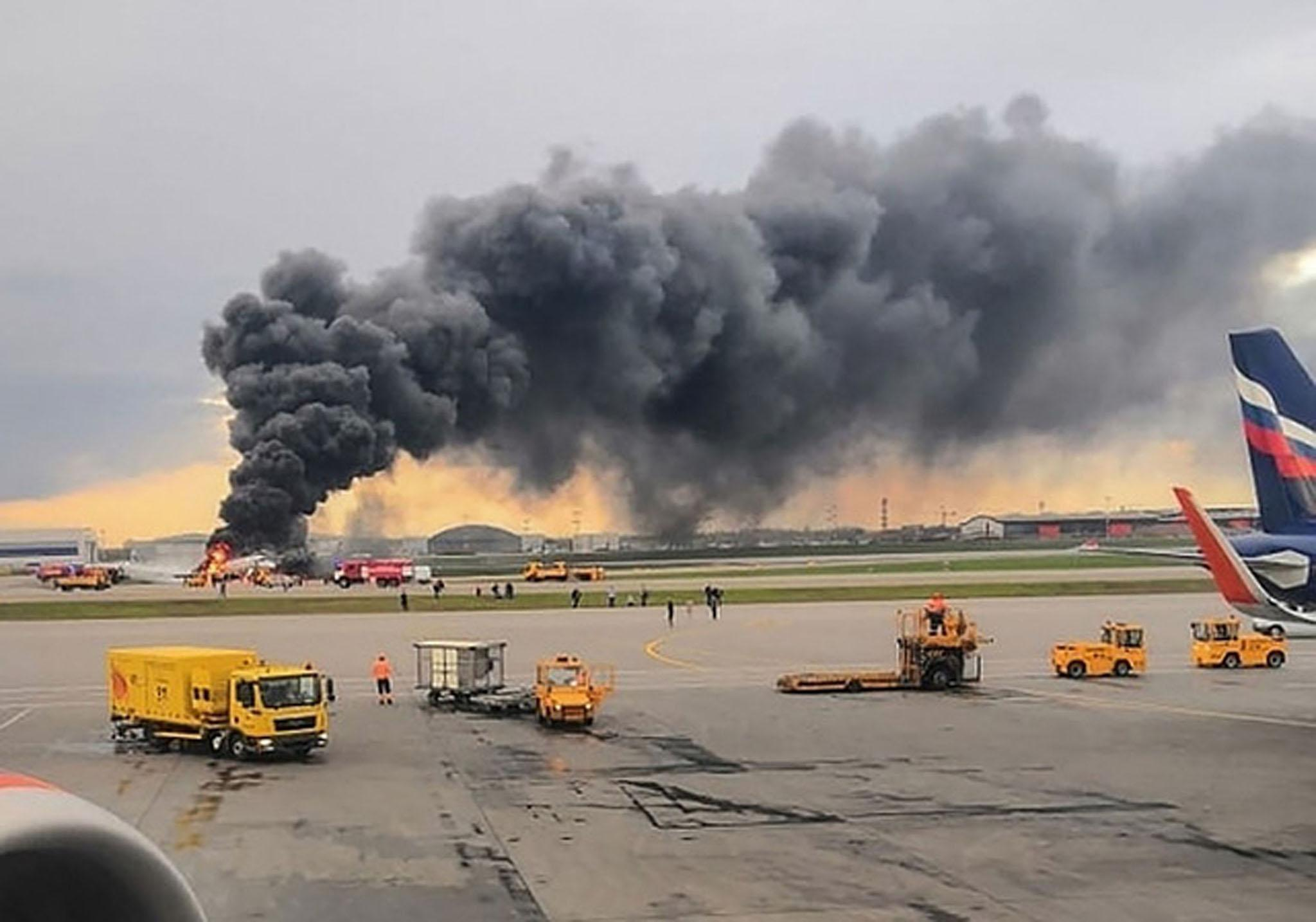 Russia plane crash: Do the country's airlines still have a