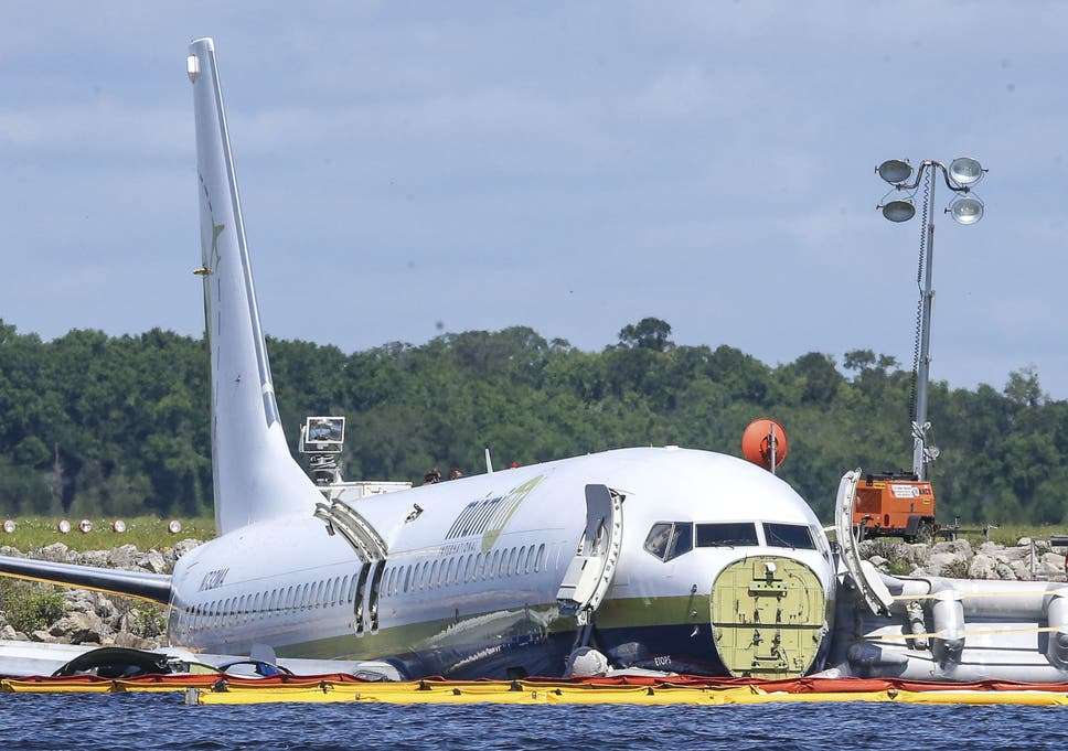 Florida plane crash: Feature to slow down 737 aircraft that