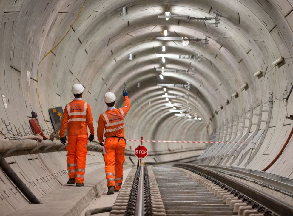 Crossrail: One of troubled contractor Kier's most high profile projects