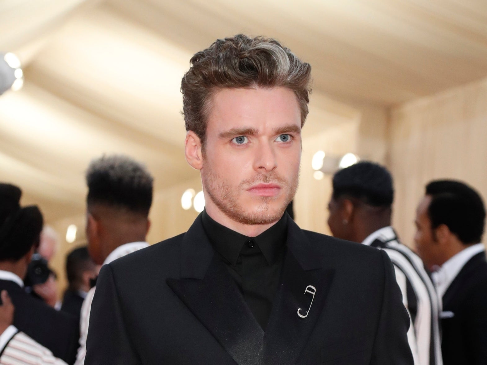 Bodyguard star Richard Madden 'couldn't leave his house' after fame from BBC show