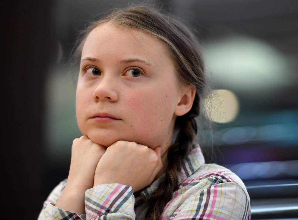 Greta Thunberg has been maligned by the far right for her climate activism