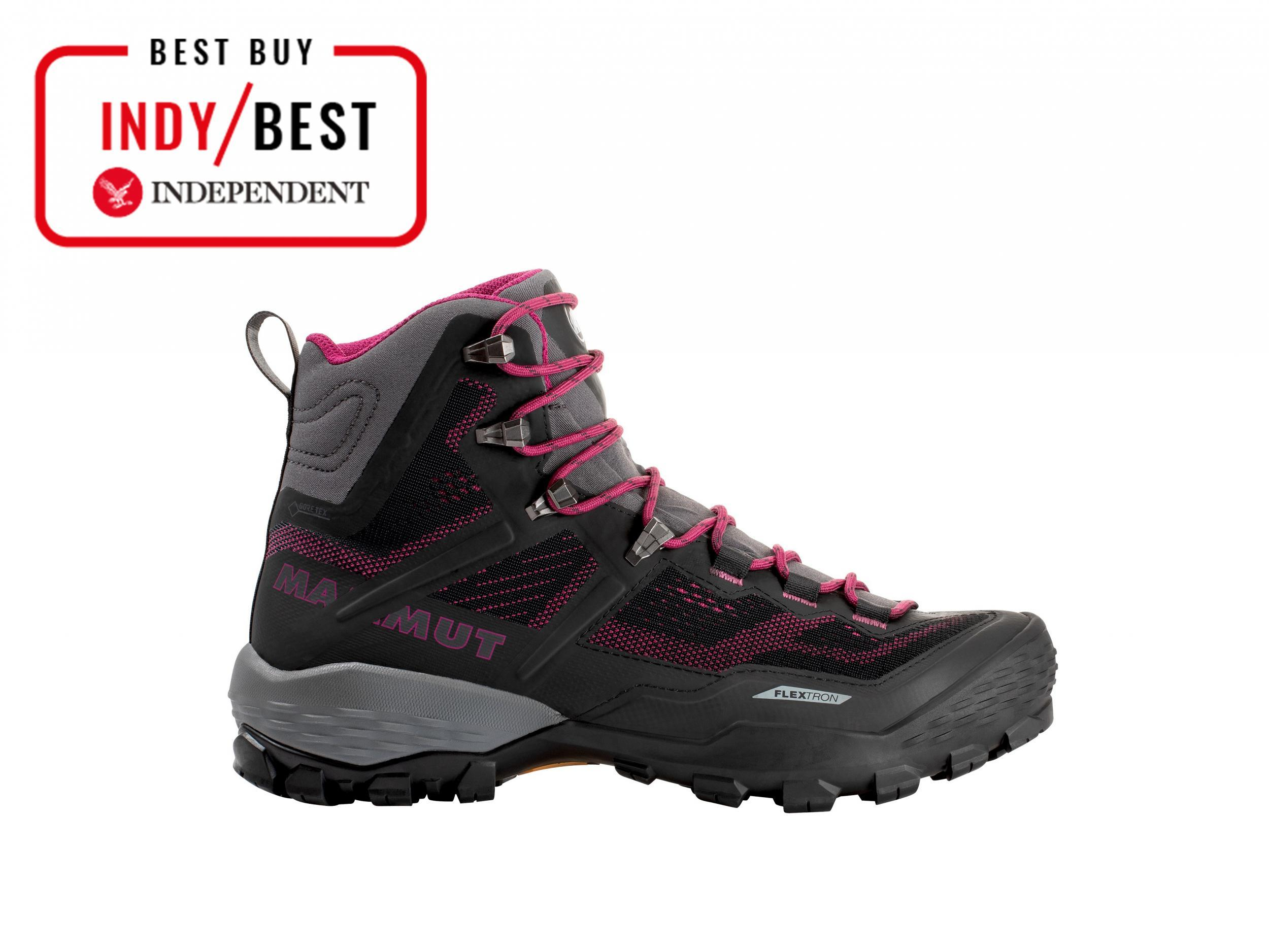 45ba3139a Best women's hiking boots and shoes for country walks and mountain ...