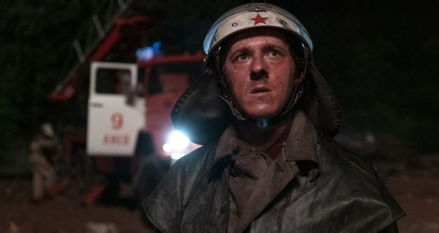 Chernobyl Sky Serie