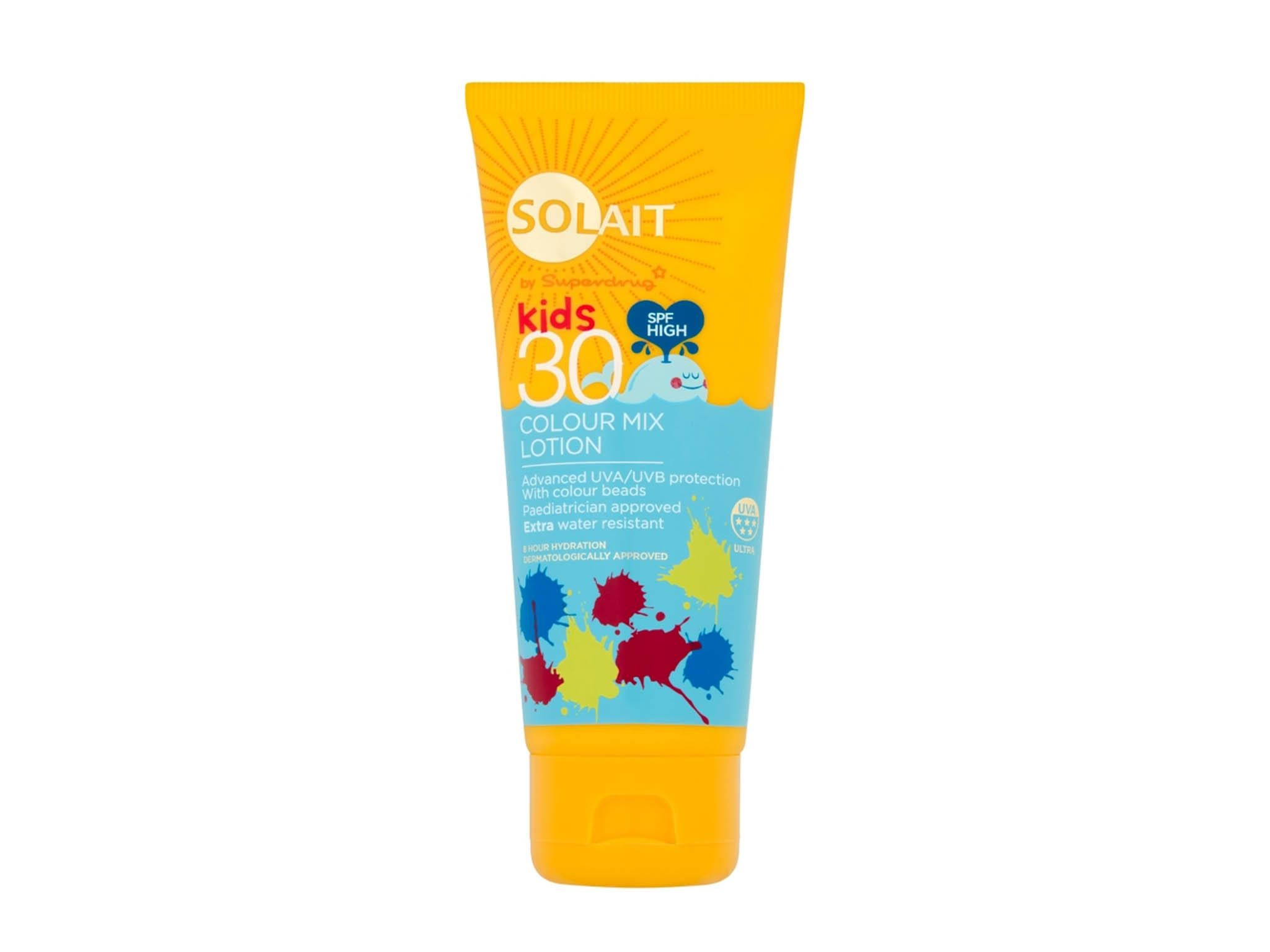 bb2f02511 Best baby suncreen with high spf for sensitive skin