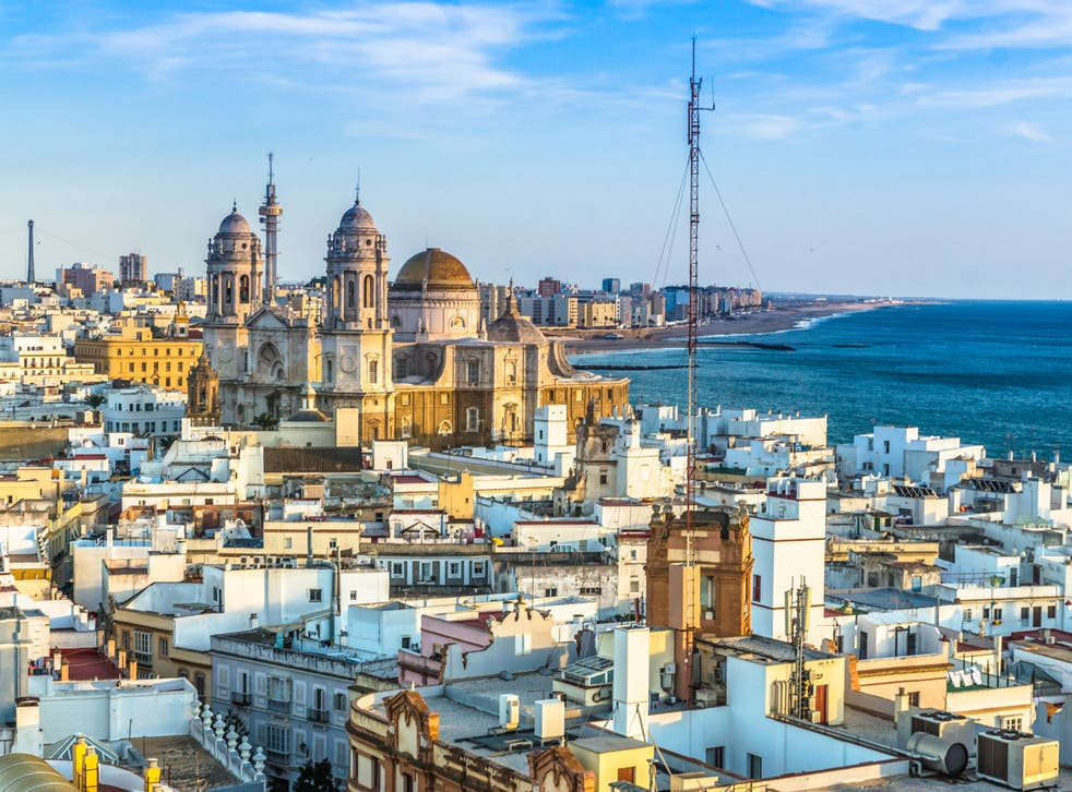 Cadiz offers laid-back beach breaks combined with city wandering