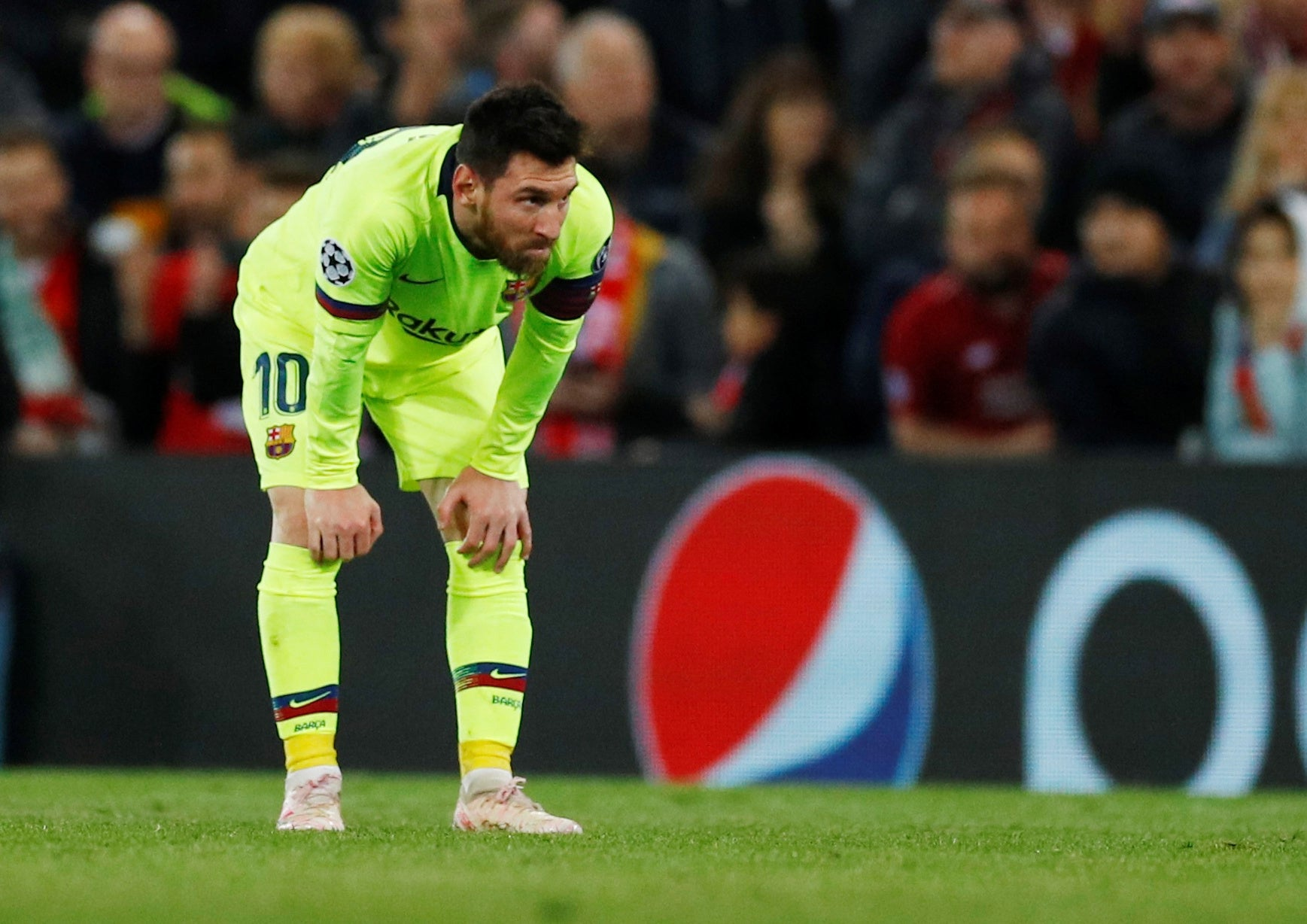 Liverpool vs Barcelona: Those who dared to dream inspired
