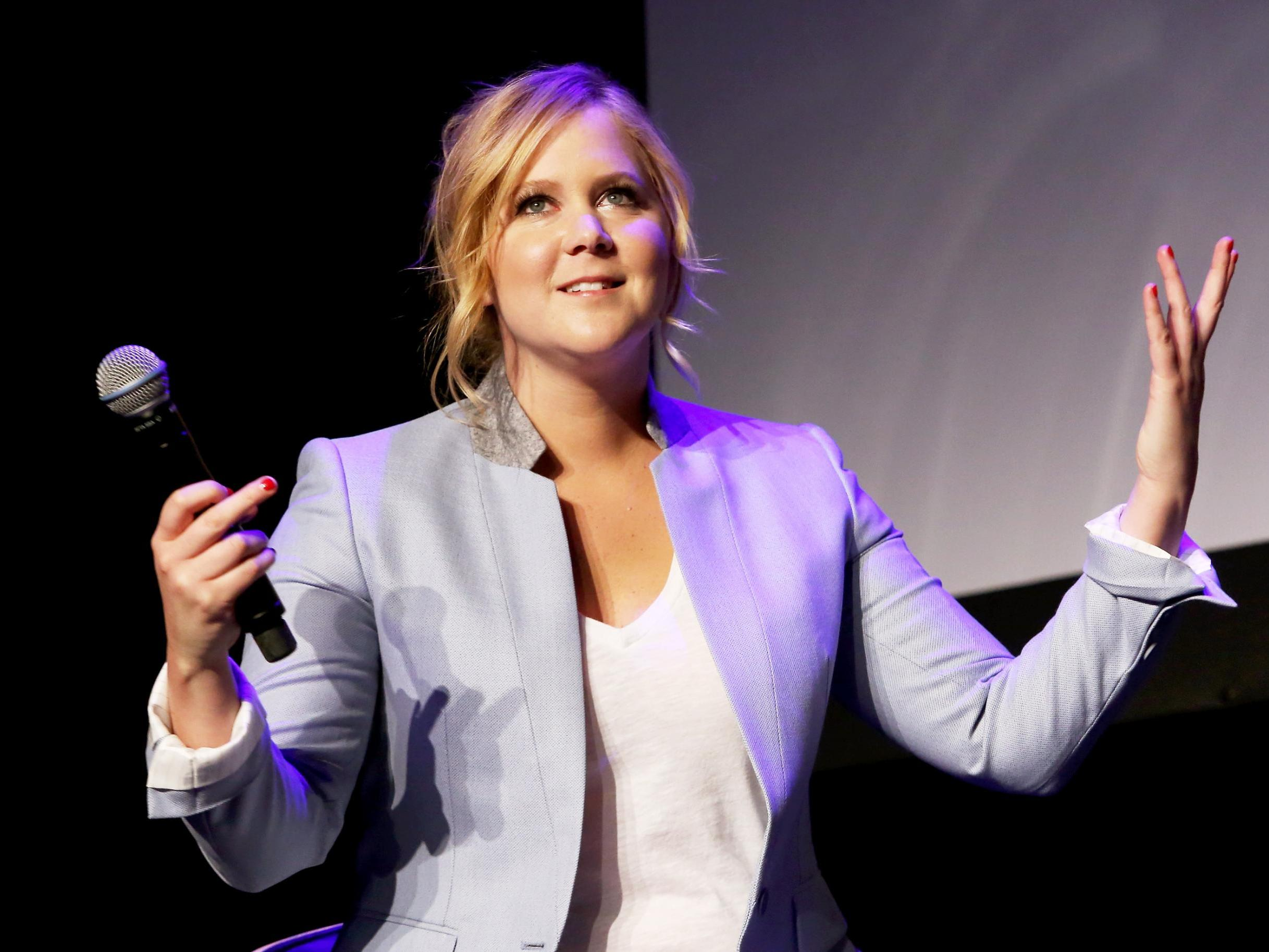 Amy Schumer features in exhibition celebrating hundreds of postpartum bodies