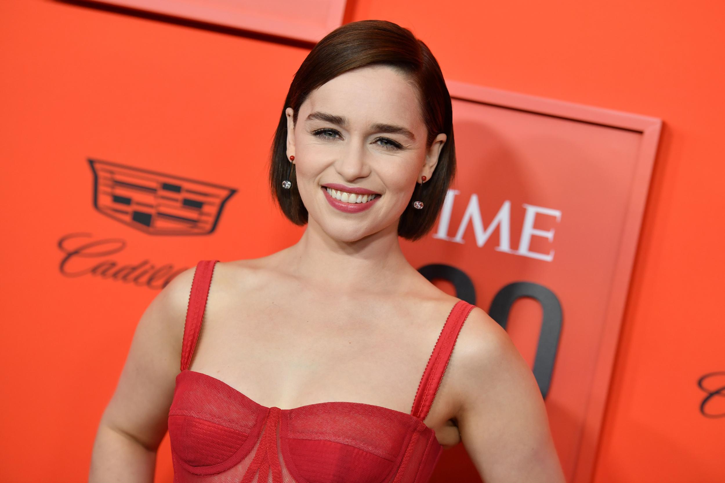 5c0a12b059871 Game of Thrones' Emilia Clarke says she felt 'deeply unattractive ...