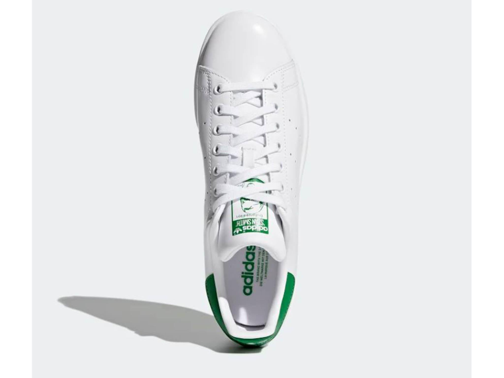 buy online d9d4d 9d1c2 Best women s white trainers  From Adidas Stan Smiths to Vagabond plimsolls  that go with everything