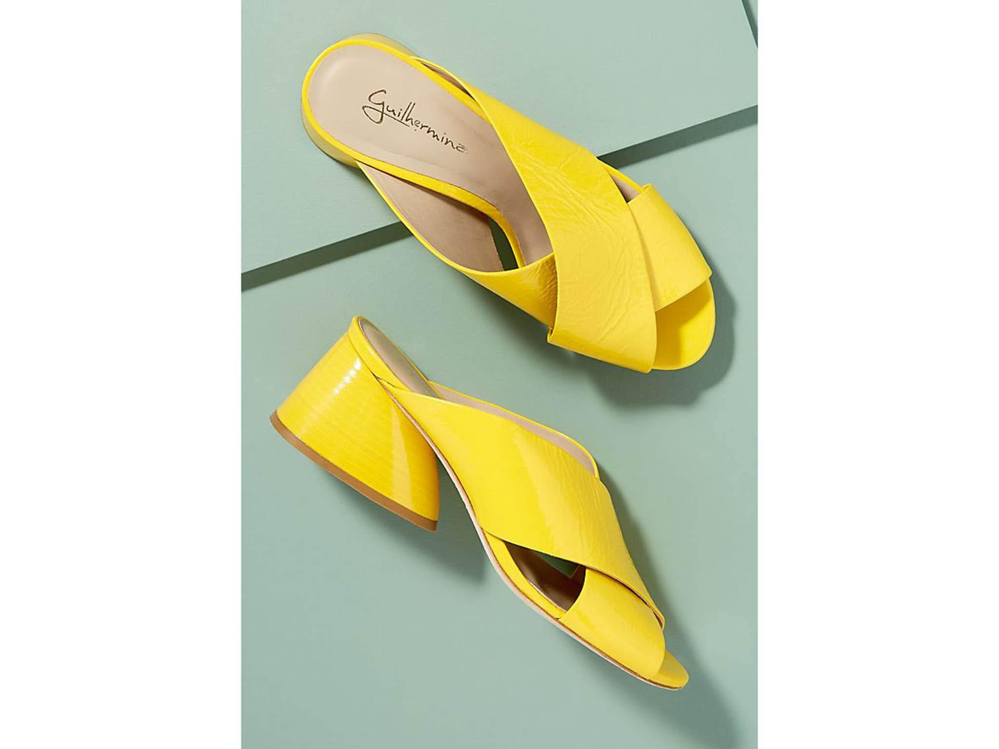 9450f7d2119 Best women's mules to wear this summer, from bright suede to Perspex ...