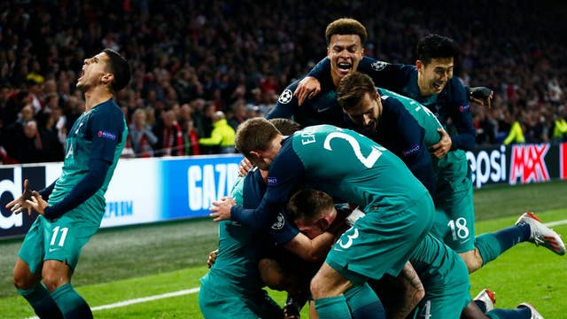 Ajax vs Tottenham: Jose Mourinho explains how Dutch side's ...