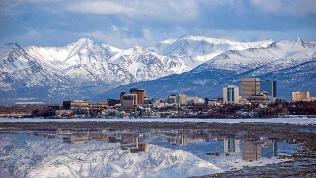 Recreational cannabis use was made legal in Alaska in 2014