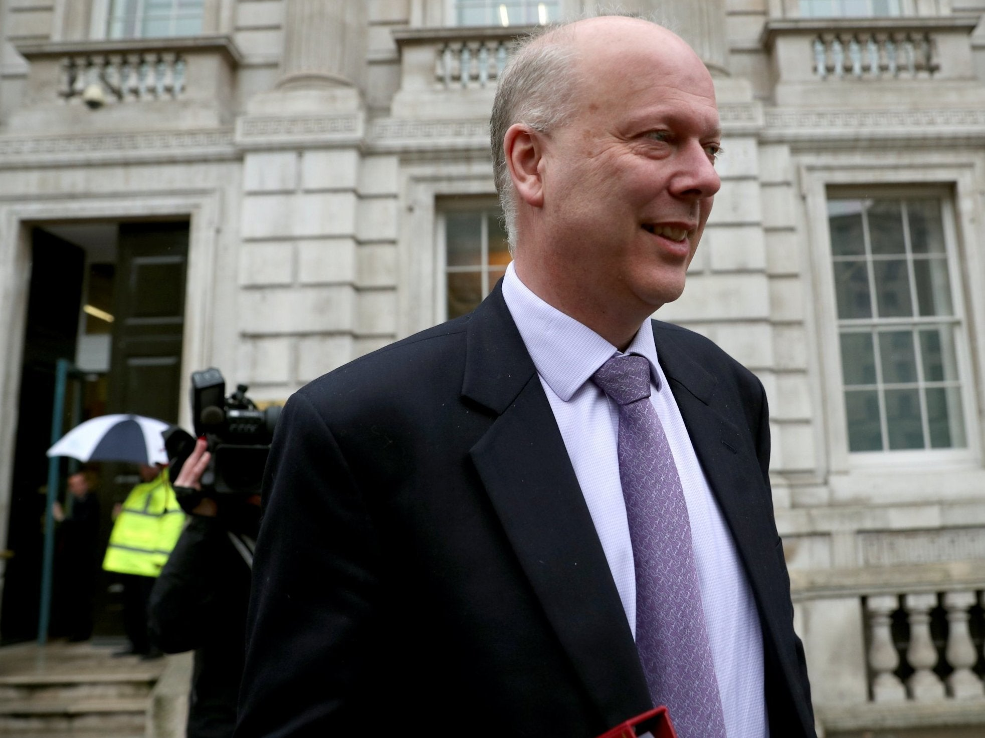 Chris Grayling as chair of the intelligence committee? That's an oxymoron | Sean O'Grady