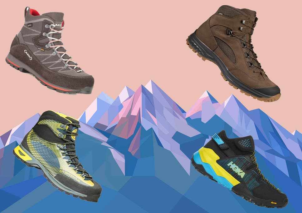 c8c6b96eb9e9 Hiking shoes are a great alternative to the boot  often lighter