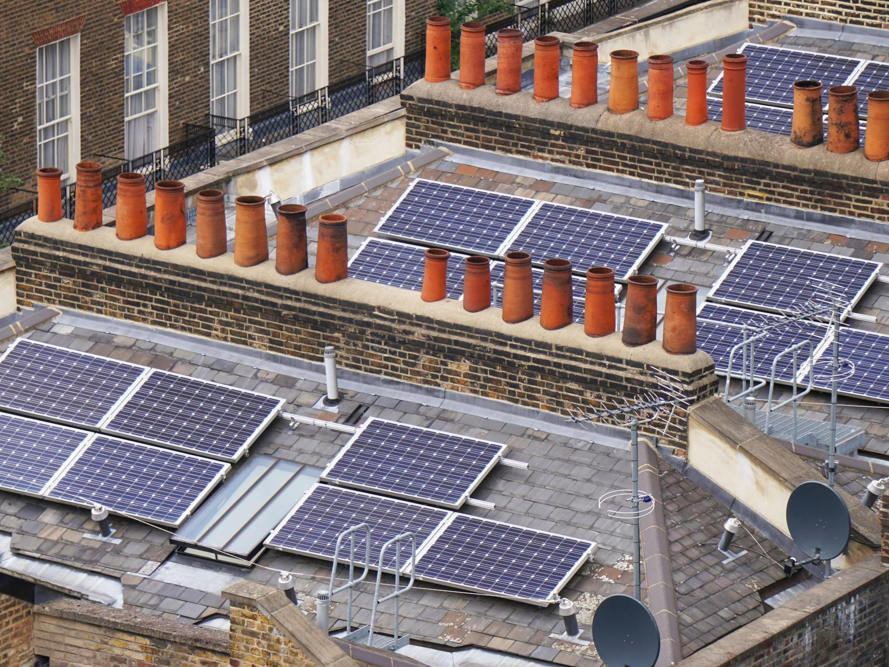 Climate crisis: Huge VAT rise on solar panels makes installation 'entirely uneconomic', say experts