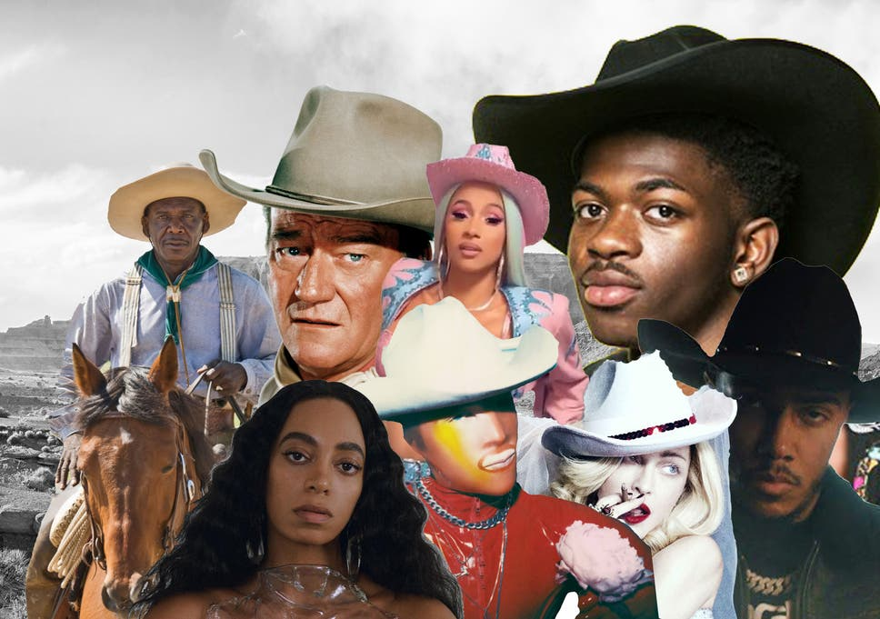 5e24839e864f7 Return of the cowboy  How musicians in 2019 are rewriting an American icon