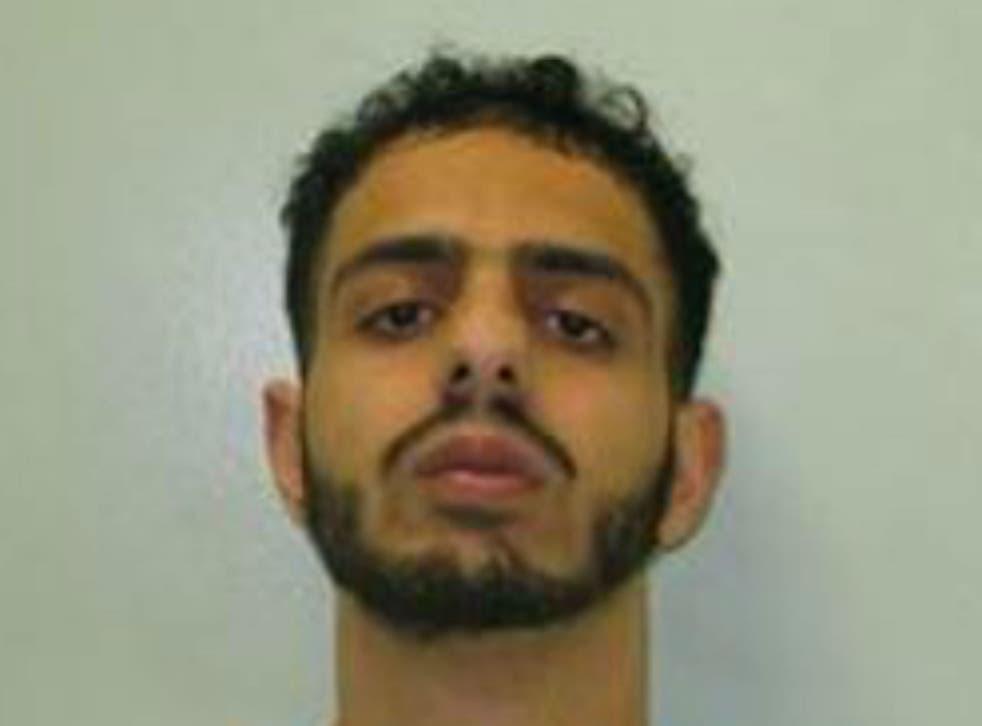 Mohammed Hamza Ghani, 28, was jailed for possessing terrorist information