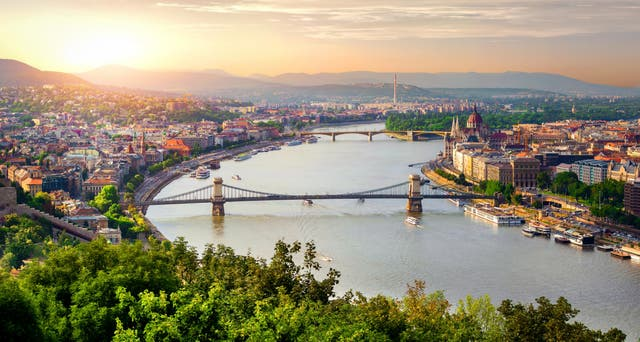 Situated on the Danube River, the Hungarian capital has plenty of budget hotel options