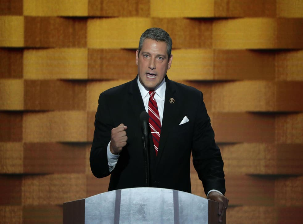 Tim Ryan would be first congressman elected president since 1880