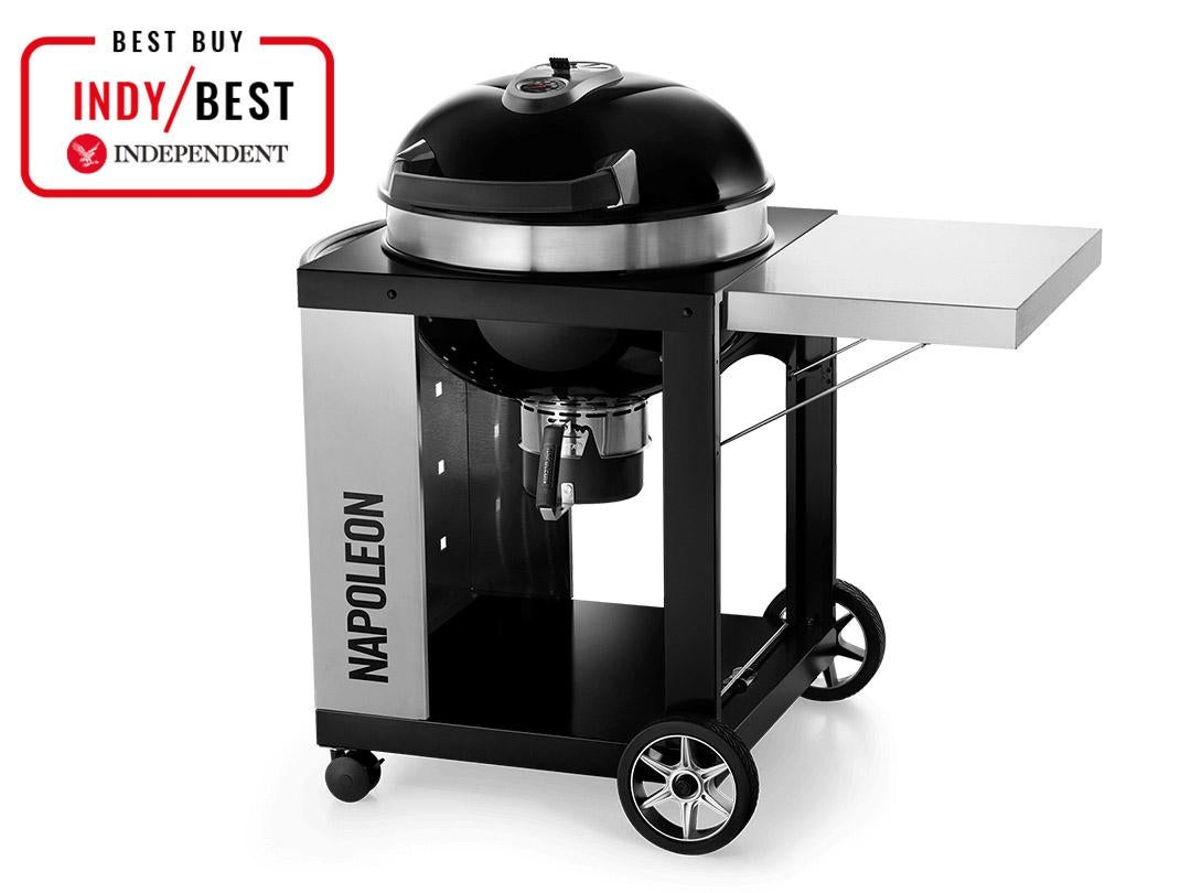 10 best charcoal BBQs that will satisfy any garden gathering this