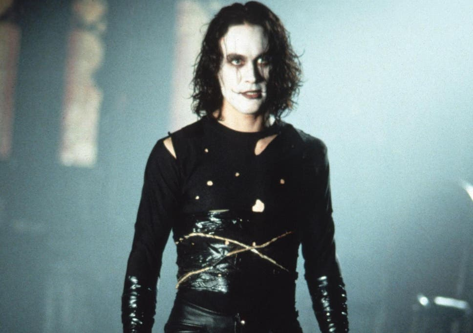World Goth Day: How Brandon Lee's on-camera death didnt stop The