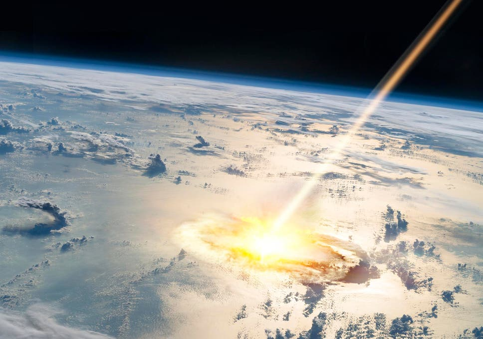 Impact Crater Of Largest Meteorite To Ever Strike UK
