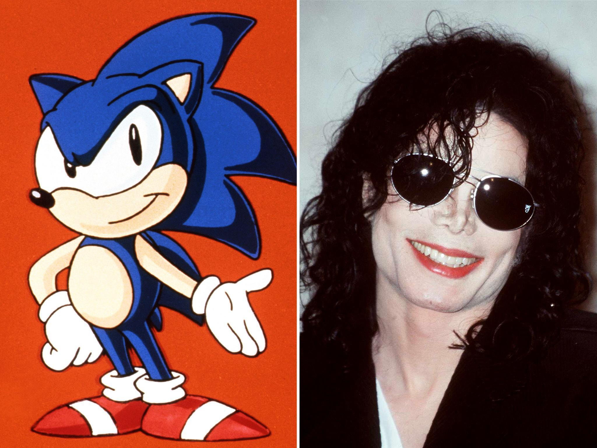 Michael Jackson Probably Wrote The Music For Sonic The Hedgehog So Why Is His Name Nowhere To Be Seen The Independent Independent