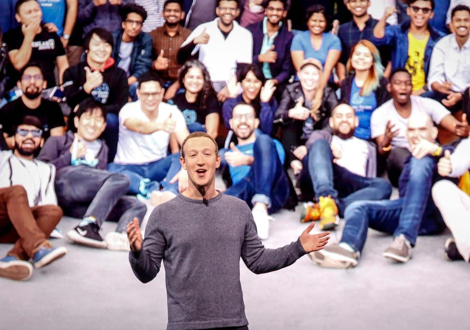 It may become even more difficult to 'distinguish truth from falsehood' on social media such as Mark Zuckerberg's Facebook