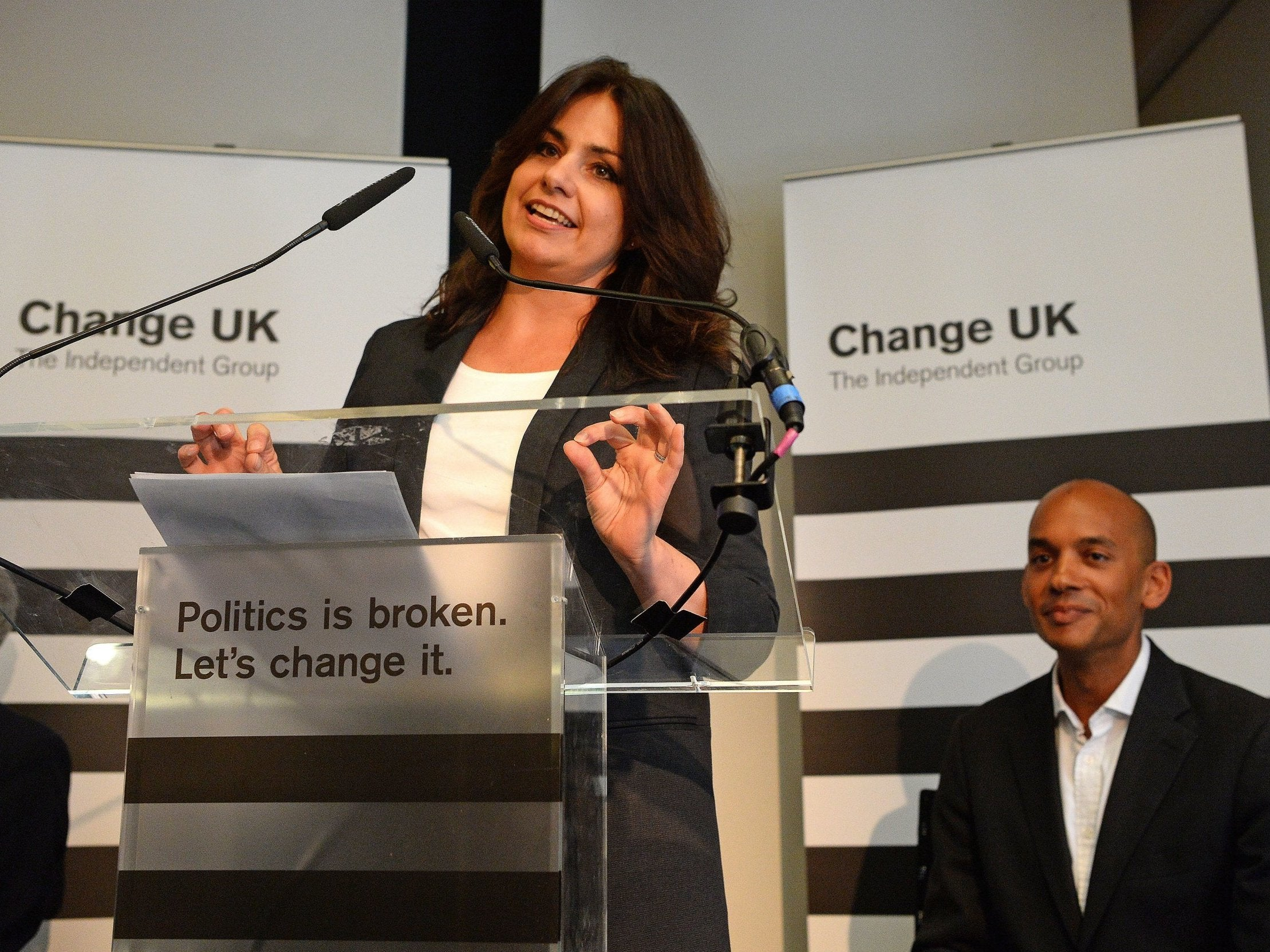 Have I Got News for You: Heidi Allen accuses BBC of 'inconsistency' after quiz show pulled over election rules