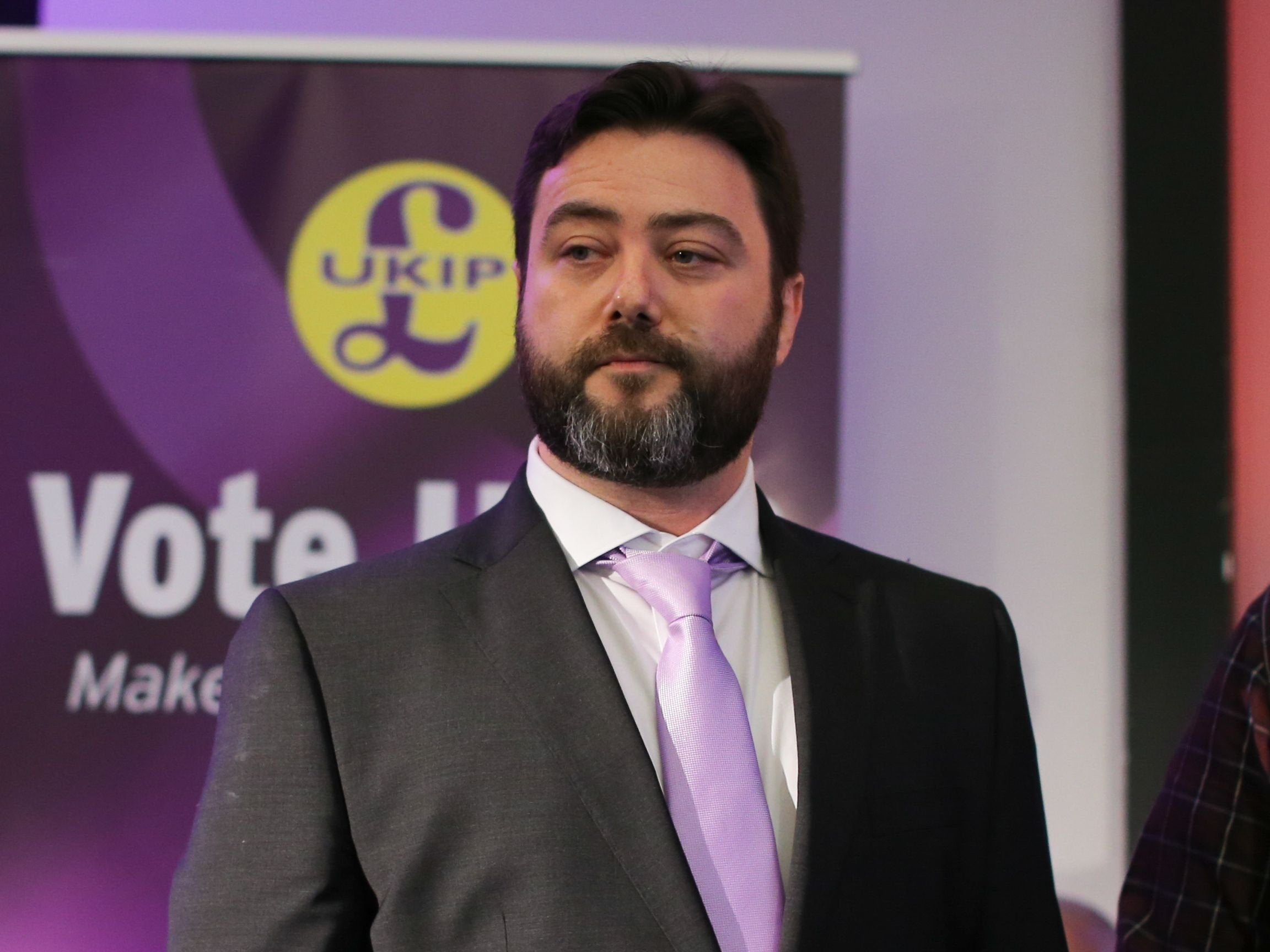 Ukip candidate Carl Benjamin defends use of N-word by saying: 'I