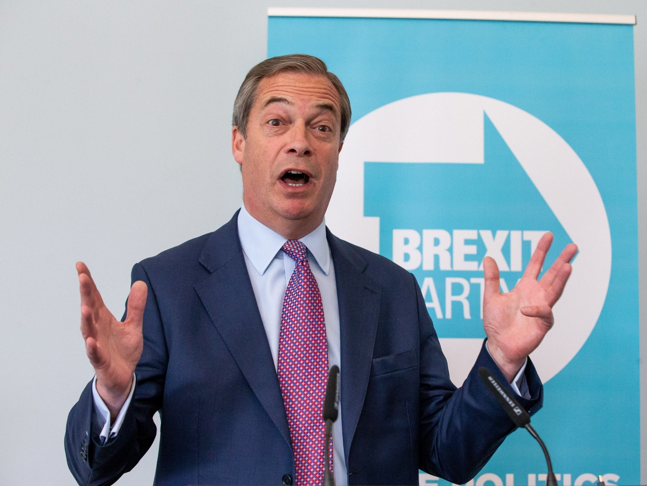 Nigel Farage facing investigation by EU authorities over lavish gifts from millionaire tycoon