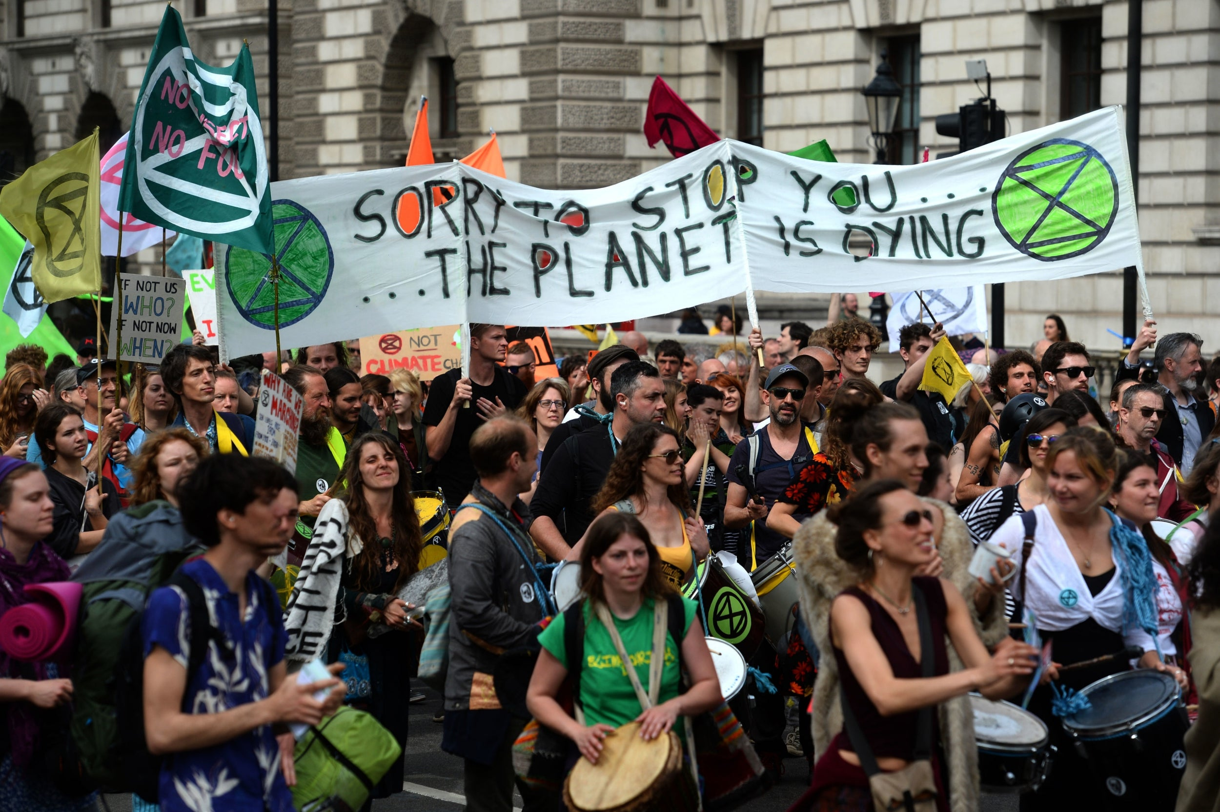 Glastonbury 2019: Extinction Rebellion to stage climate change protest at festival