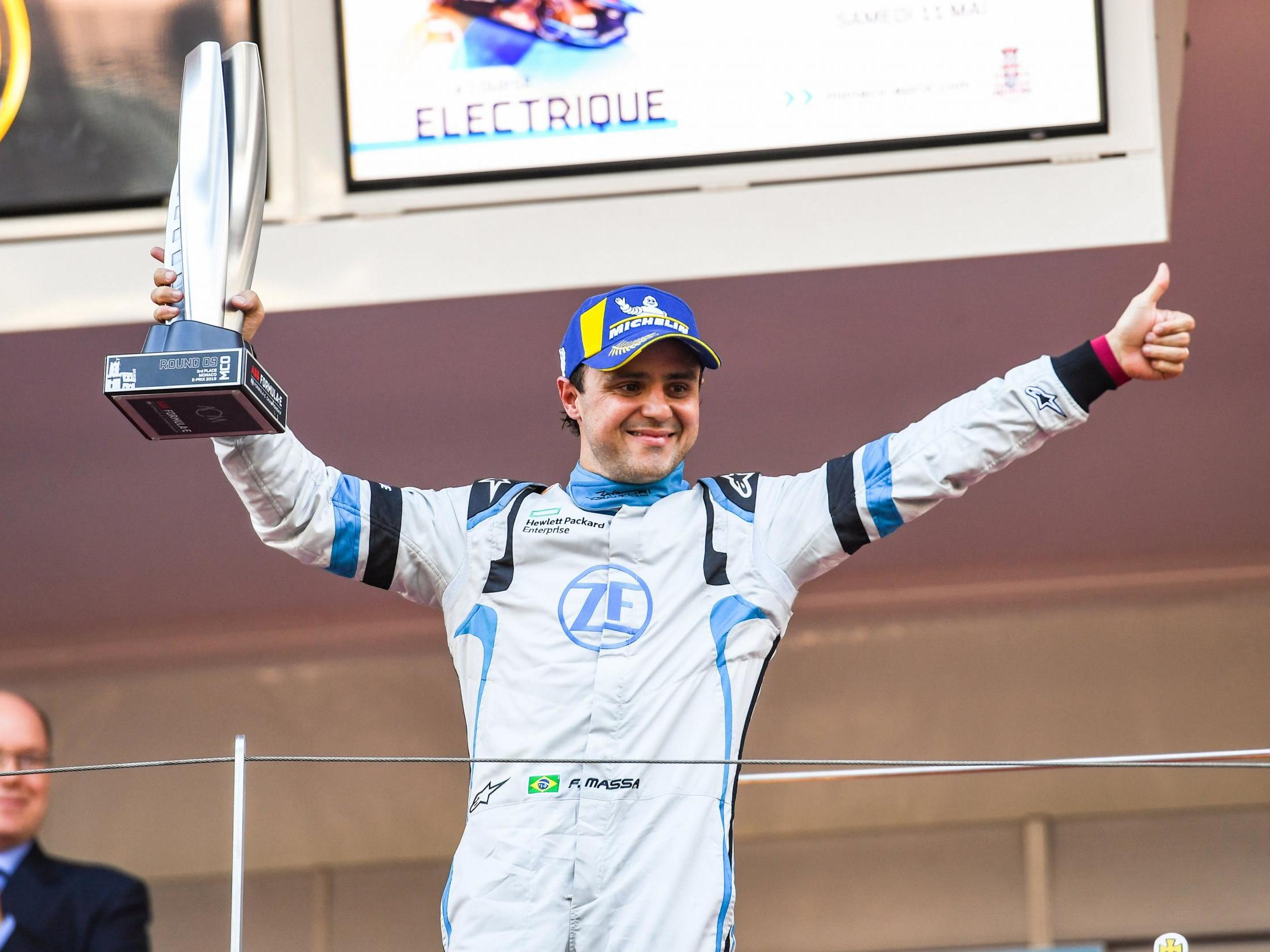 Monaco E-Prix: Felipe Massa Soaks Up 'special' First