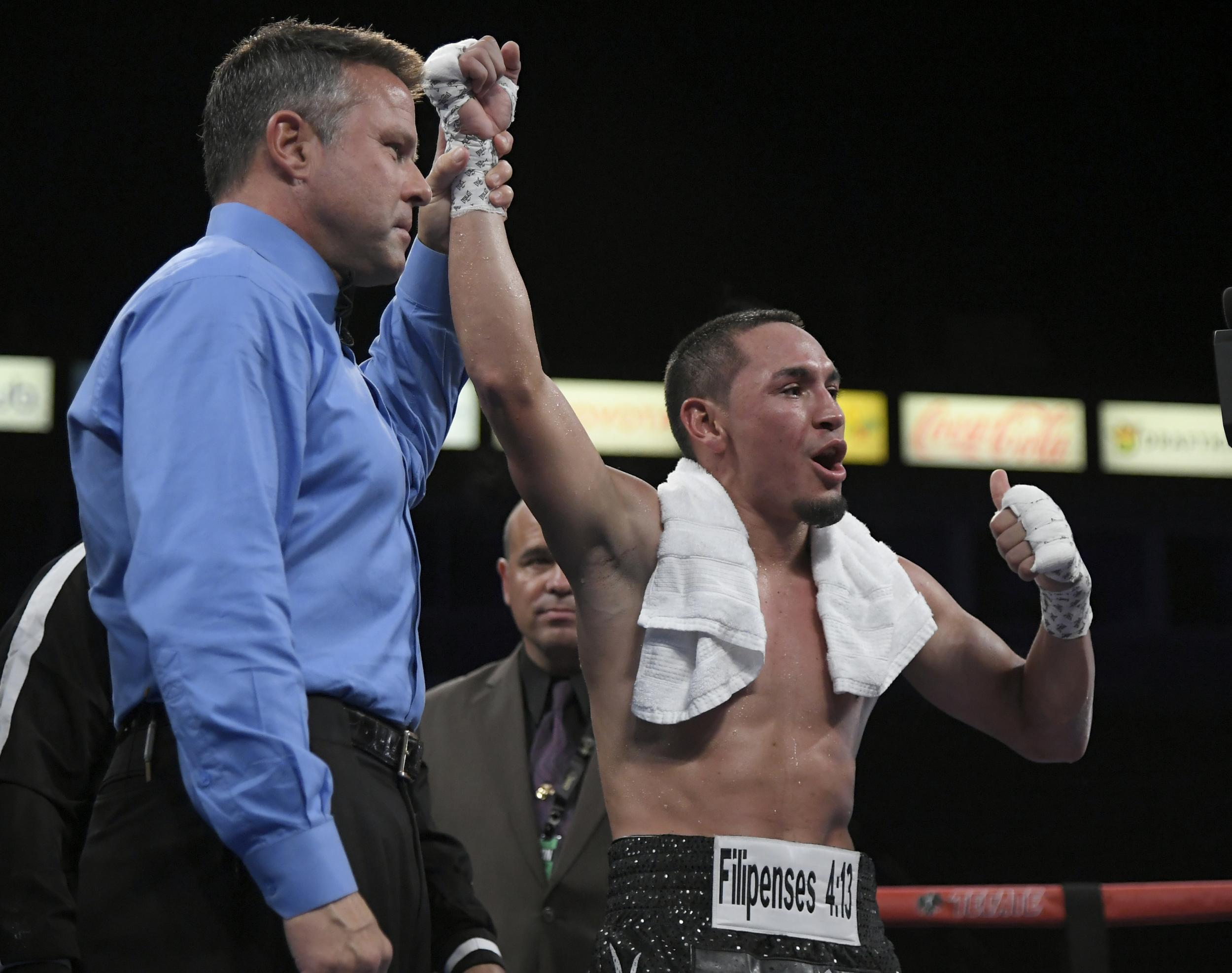 10. Juan Francisco Estrada (39-3-0)