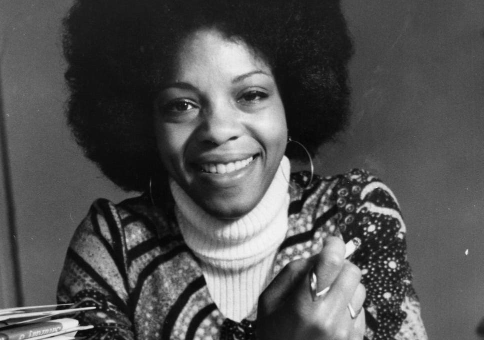 Margaret Busby (pictured in 1971) became the first black woman and youngest publisher in Britain in 1967