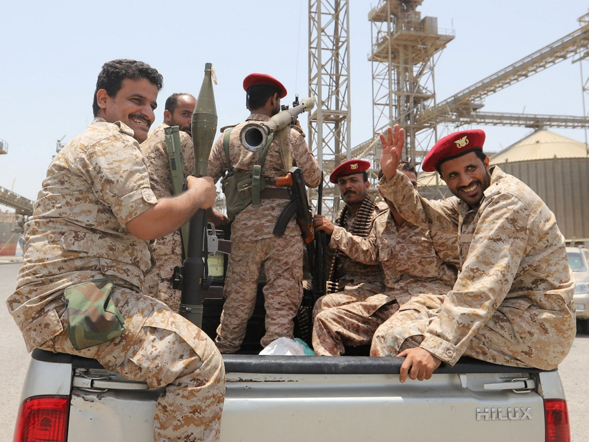 Houthi rebels - latest news, breaking stories and comment - The