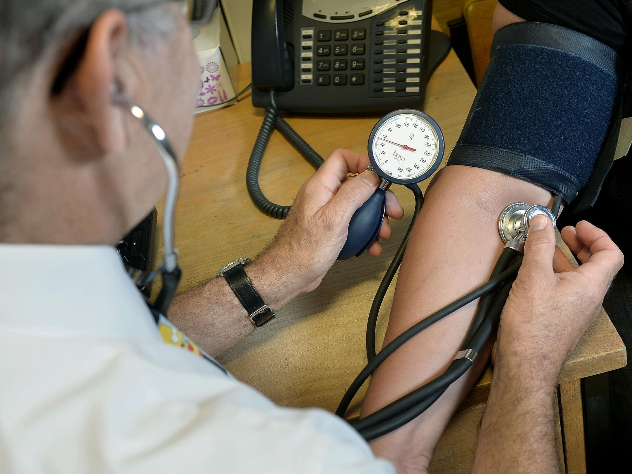 High blood pressure shrinks your brain, study finds