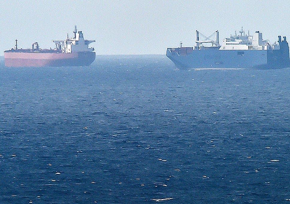Saudi oil tankers 'sabotaged' off coast of United Arab Emirates