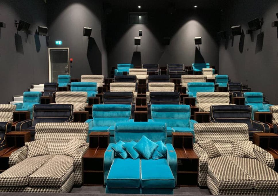 New Movie Theater Opens Featuring Beds As Seats Wcco Cbs Minnesota
