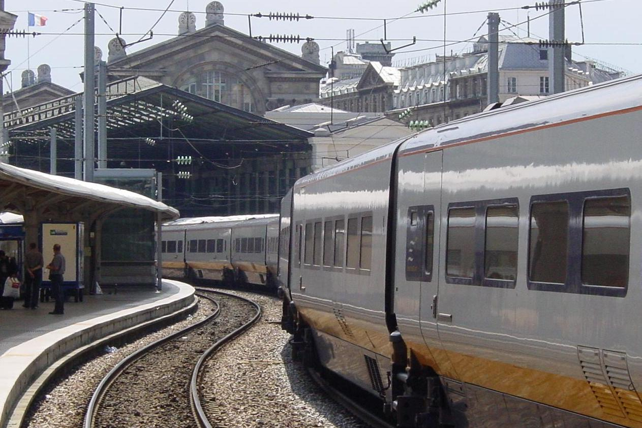 Paris Eurostar terminal evacuated after passenger found with wartime bombshell