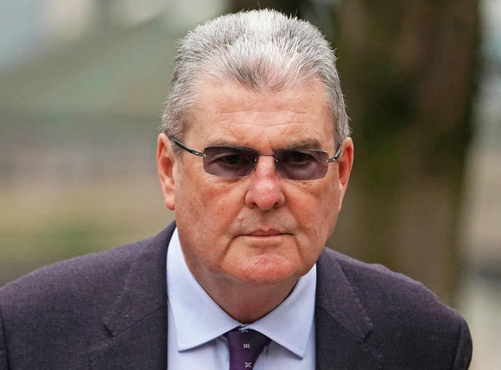 Graham Mackrell was found guilty of failing to discharge a duty under the Health and Safety at Work Act
