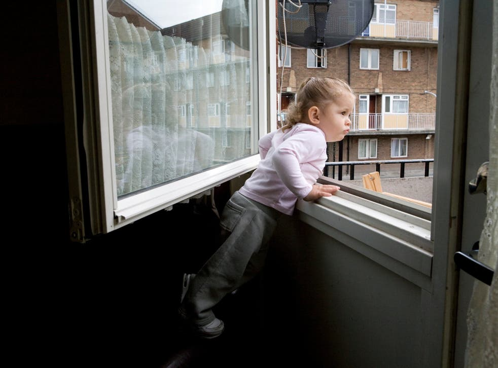 Fifth of people in working UK households trapped in relative poverty   The  Independent   The Independent